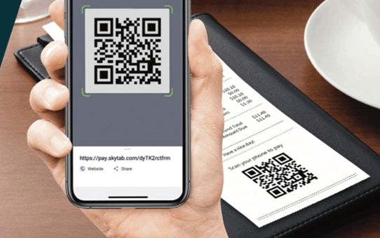 Consumer Demand for all things Contactless – QR Codes for Contactless Payments & Ordering